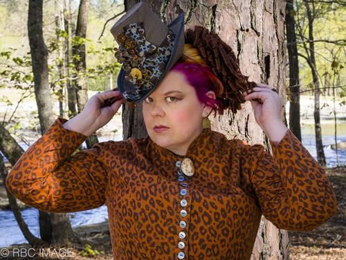 Gretchen Jacobsen - RBC Image - Leopard