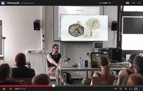 Lecture TU Dortmund by Marcus Rauchfuss