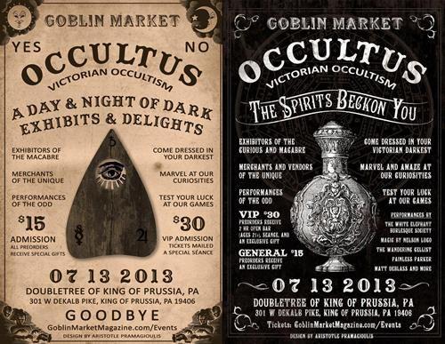 Occultus - Egregore