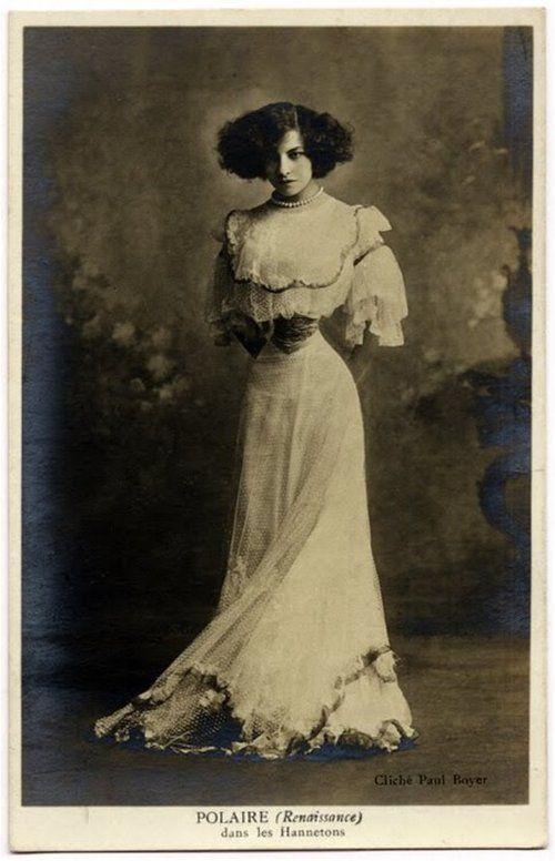 Emilie Marie Bouchaud - Polaire