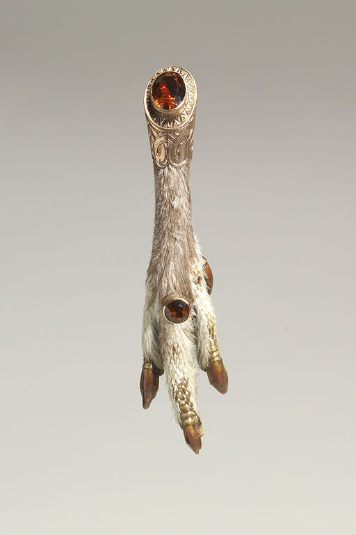 Scottish brooch with Falcon's Talon - The Walters Art Museum