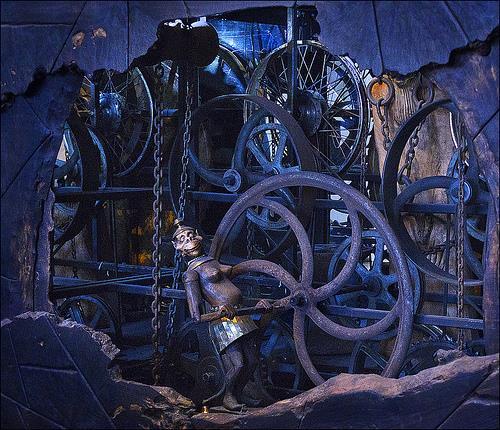 Sharmanka Kinetic Gallery - Millenium Clock Detail | Creative Commons License by Dun_deagh