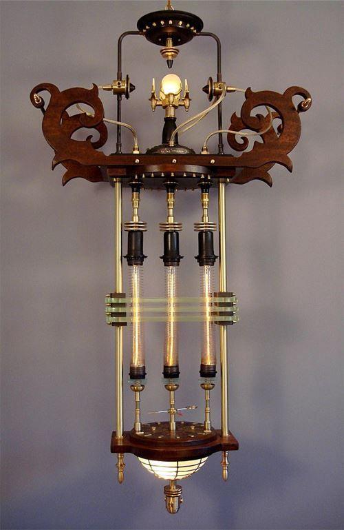 Siddharta Pod Lantern by Art Donovan