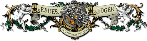 Steampunk Worlds Fair 2013 - Egregore