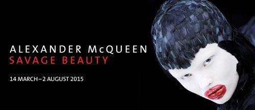 Savage Beauty Expo - V&A Museum - Alexander McQueen