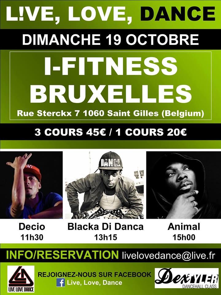 Bruxelles LLD masterclass