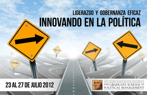 Policy Innovation poster