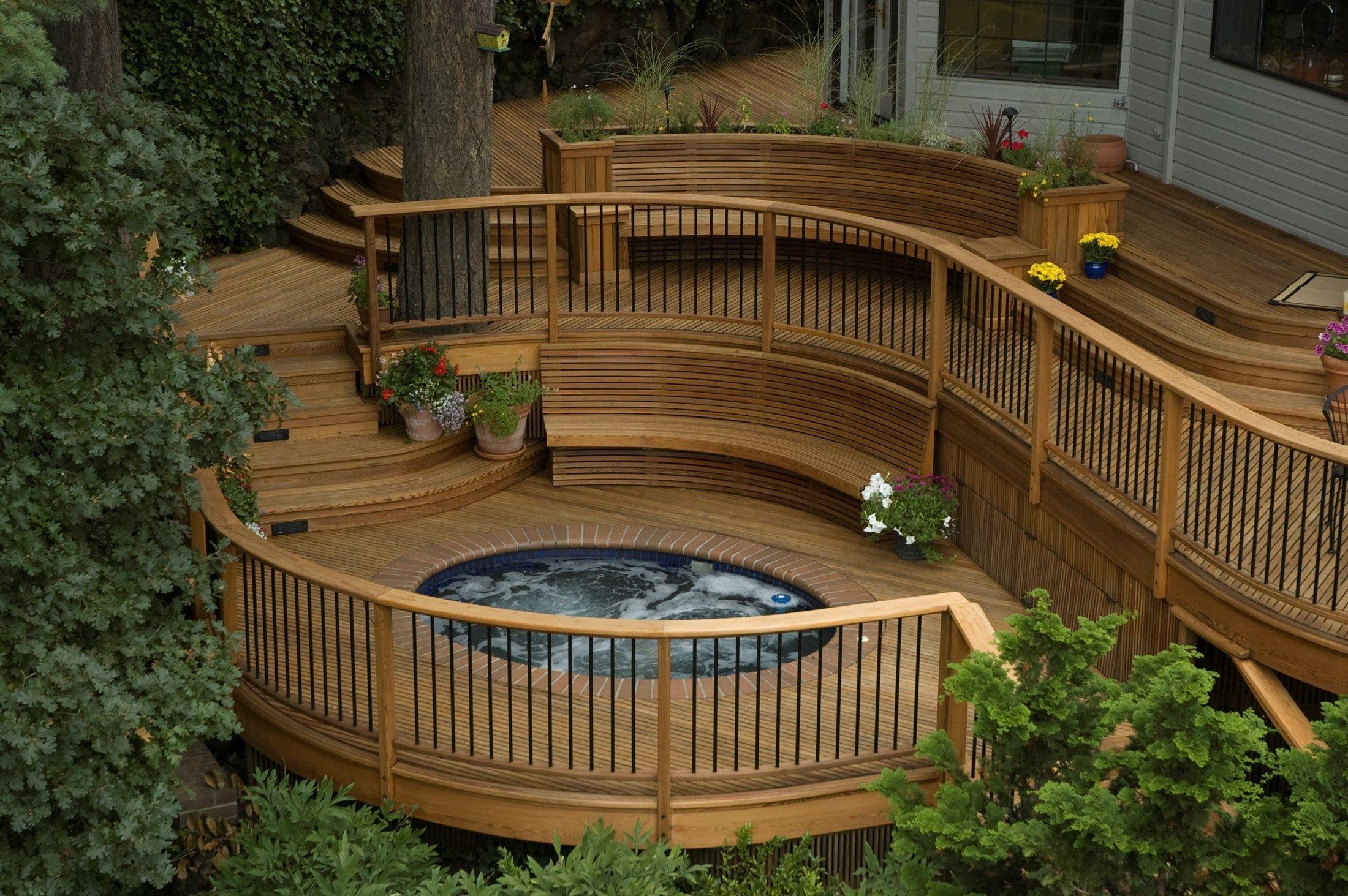 deck ideas designs pictures
