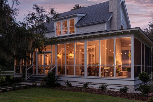 best outdoor deck lighting ideas