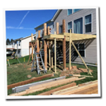Elevated Deck Project
