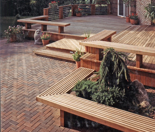 custom deck and patio in new jersey