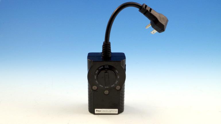 outdoor light timers decksdirect