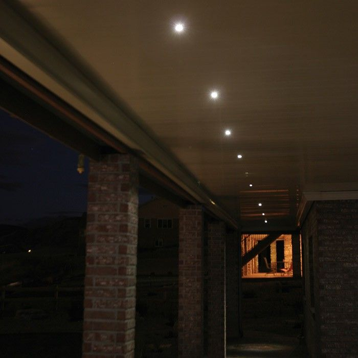 recessed led down lights by dekor
