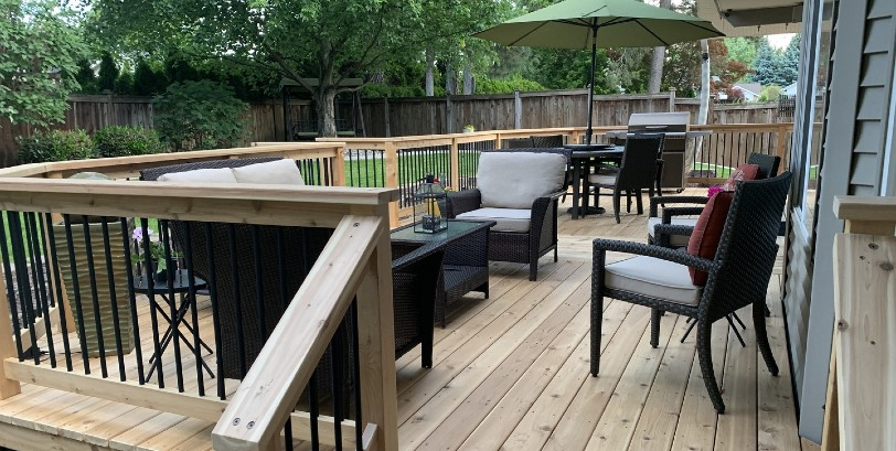how to design a low cost deck decksdirect