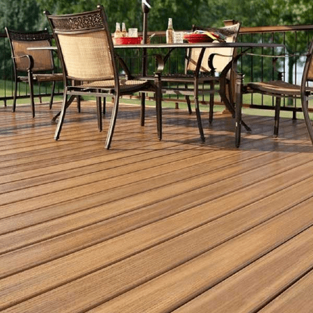 check out the best decking material