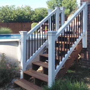 Learn How Do You Figure And Cut Stair Stringers For Your Indoor Or | Diy Deck Stair Railing | Easy | Outdoor | Aircraft Cable | House | Simple