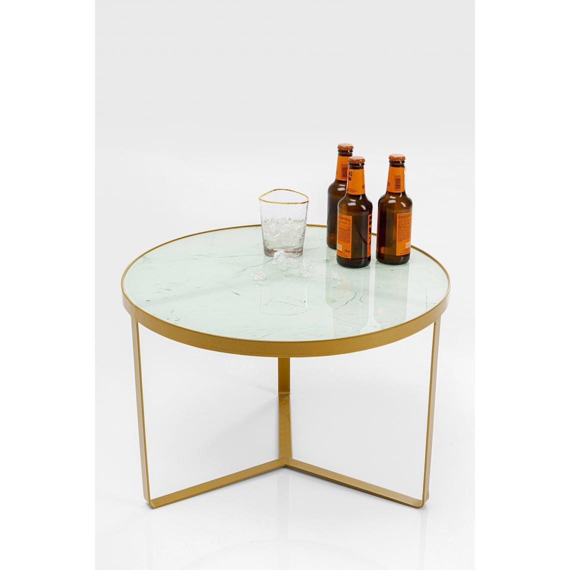 https www declikdeco com p table basse imitation marbre en verre trempe d70 et pietement en acier dore oriane 1195827 2766 html