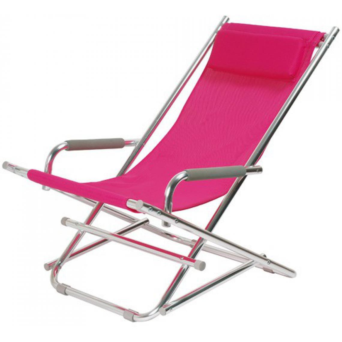 chaise longue la chaise longue rose ajania