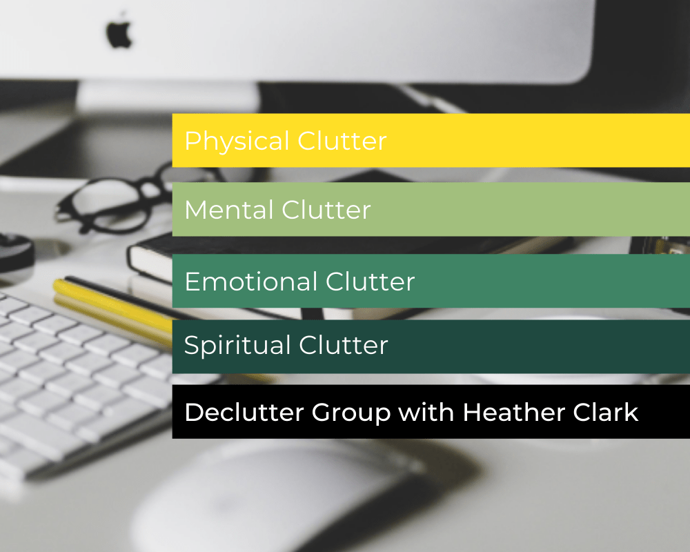 Join Declutter Facebook Group