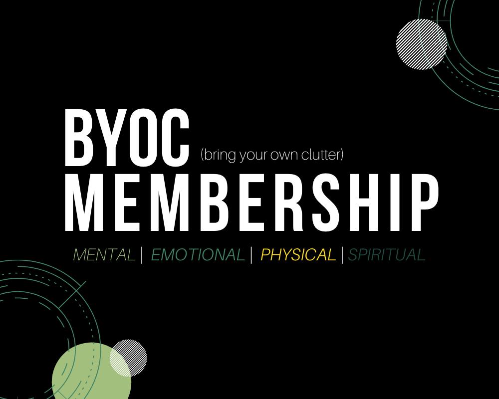 Join BYOC Membership