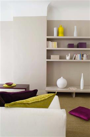 16 Idees Avec La Couleur Lin Pour Le Salon Deco Cool