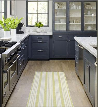 20 idees deco pour une cuisine grise