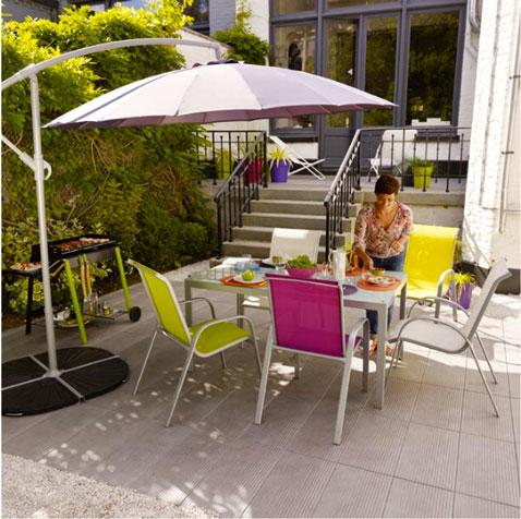 Stunning Salon De Jardin Couleur Bordeaux Images - Amazing House ...