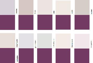 Comment Associer La Couleur Aubergine En Decoration Deco Cool Com