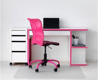 Bureau Enfant Ikea Pour Fille Romantique