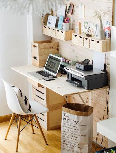 bureaux pour enfant deco et astucieux