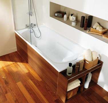 Quelle Baignoire Pour Une Salle De Bain Zen Deco Cool