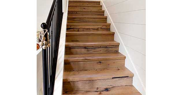 Relooker Un Escalier Avec Des Palettes Bois Deco Cool