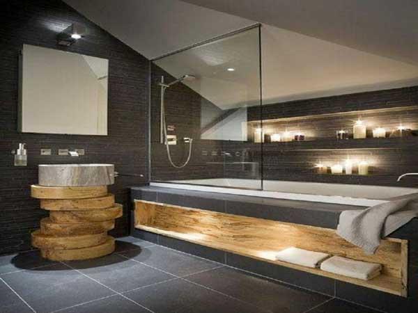 20 Salles De Bain Zen Qui Donnent Des Idees Deco Deco Cool