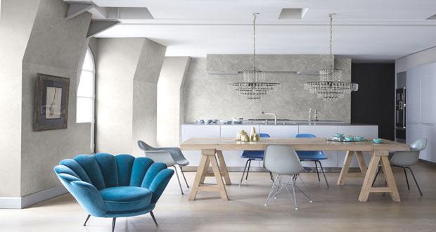 Stuc Pour Des Murs Enduits Effet Marbre Et Dco Deco Cool