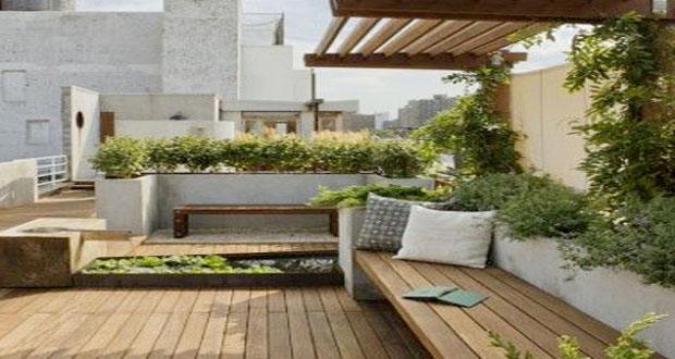 8 bancs de jardin pour profiter de son