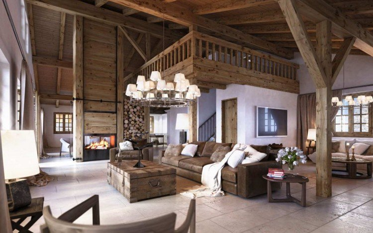 style chalet
