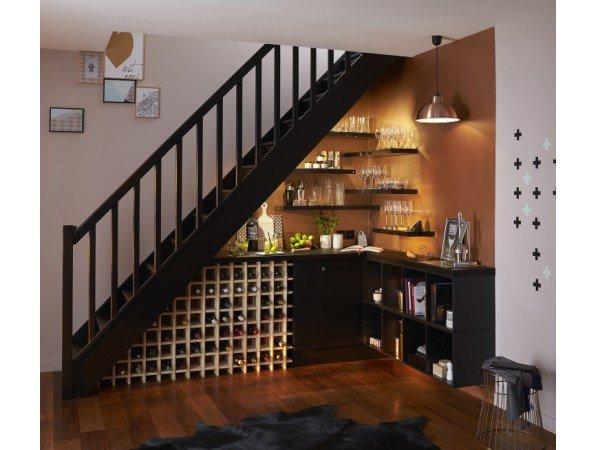escalier pour creer des espaces