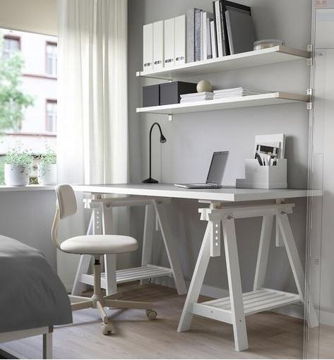 Bureau Scandinave Ikea Selection De 10 Modeles Tendance