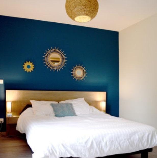 chambre bleu canard 30 idees et