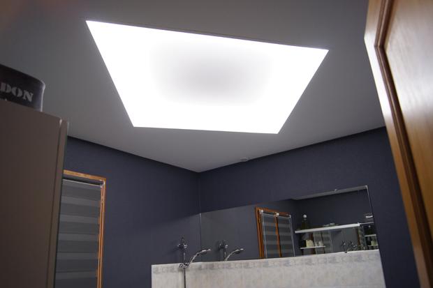 eclairage rubans led pour salles de bains