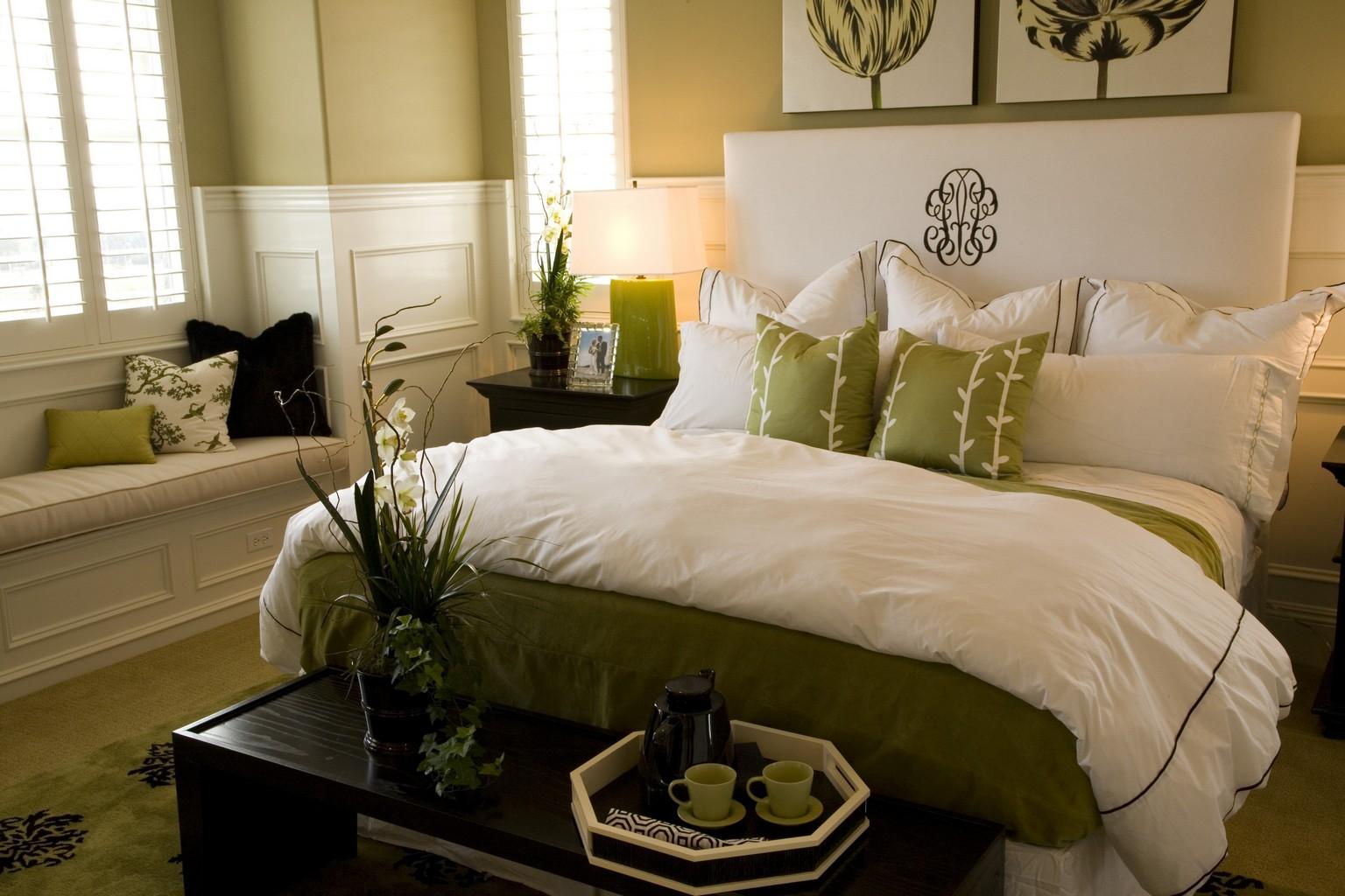 style idee deco chambre nature
