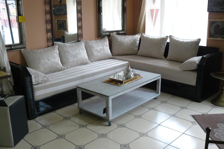 salon marocain moderne montreal