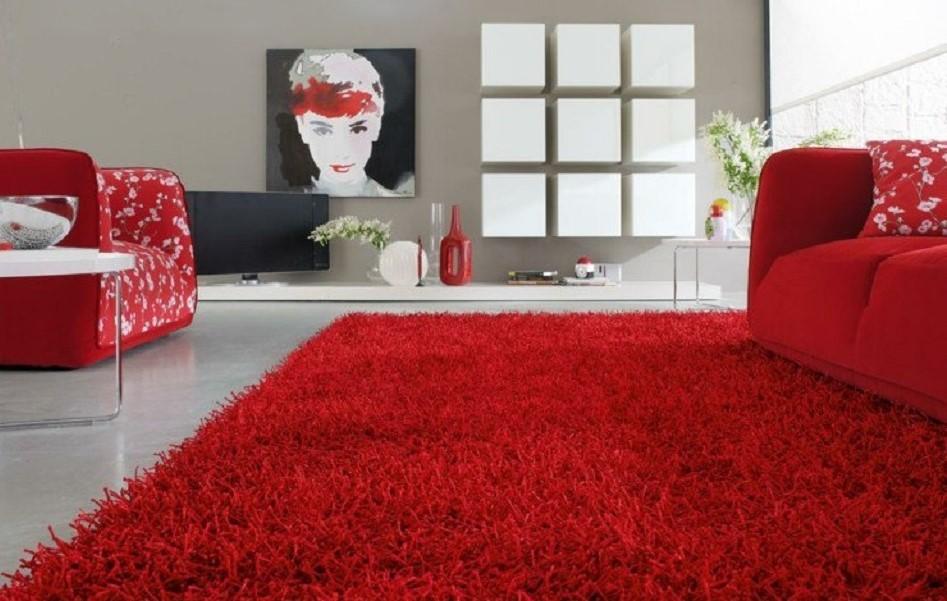 tapis salon marocain moderne deco