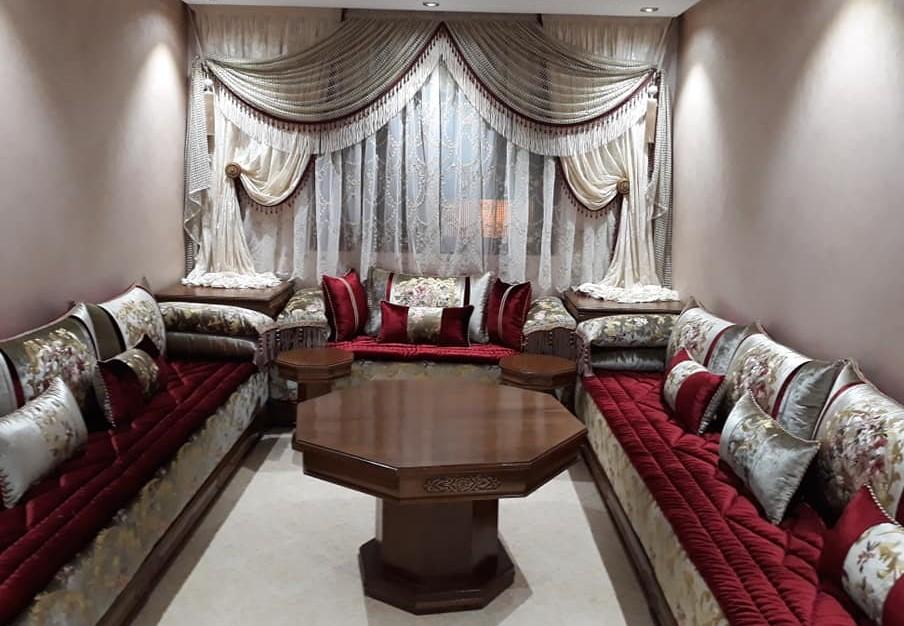rideaux pour salon marocain 2020