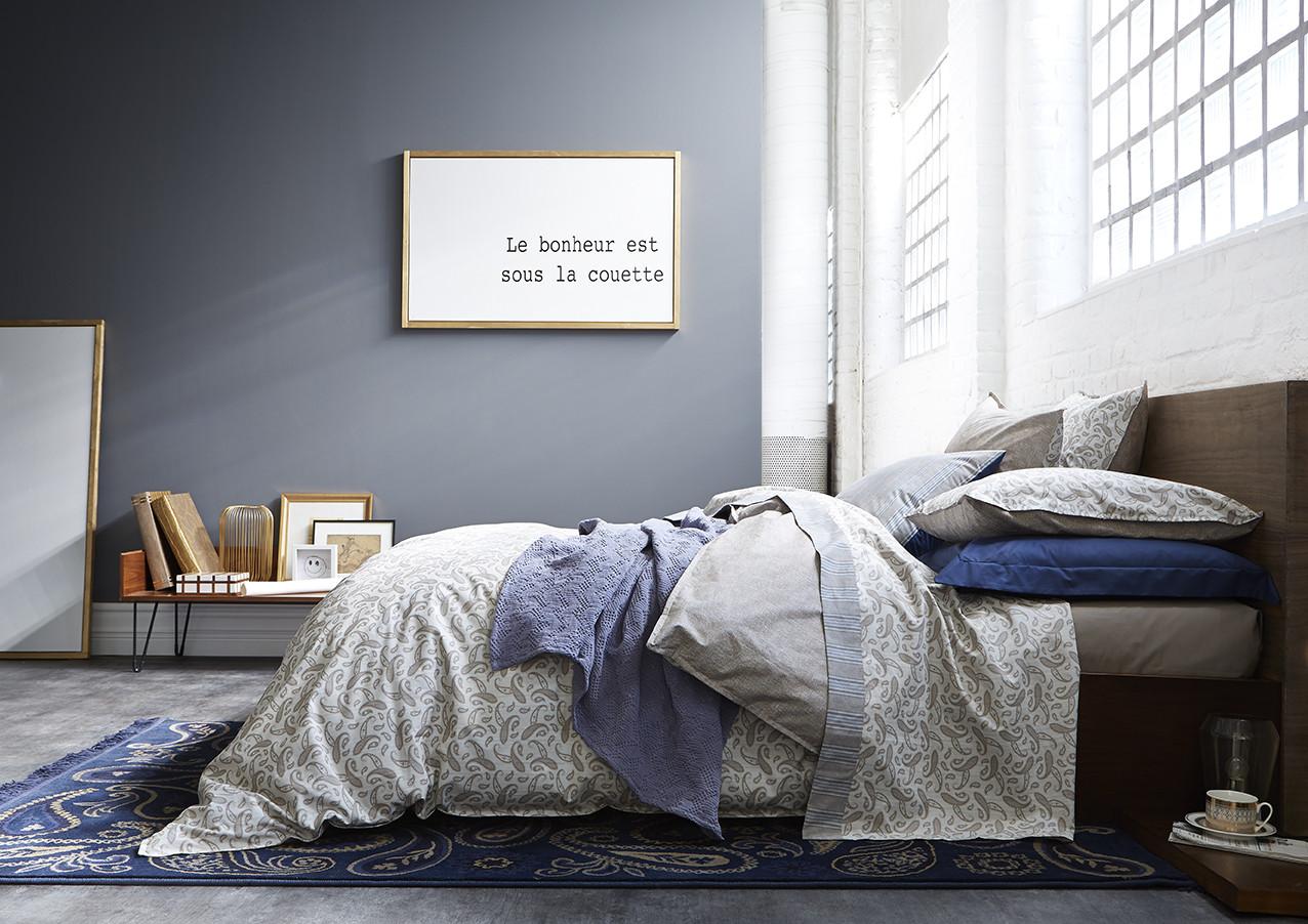 5 chambres autour du gris m6 deco fr