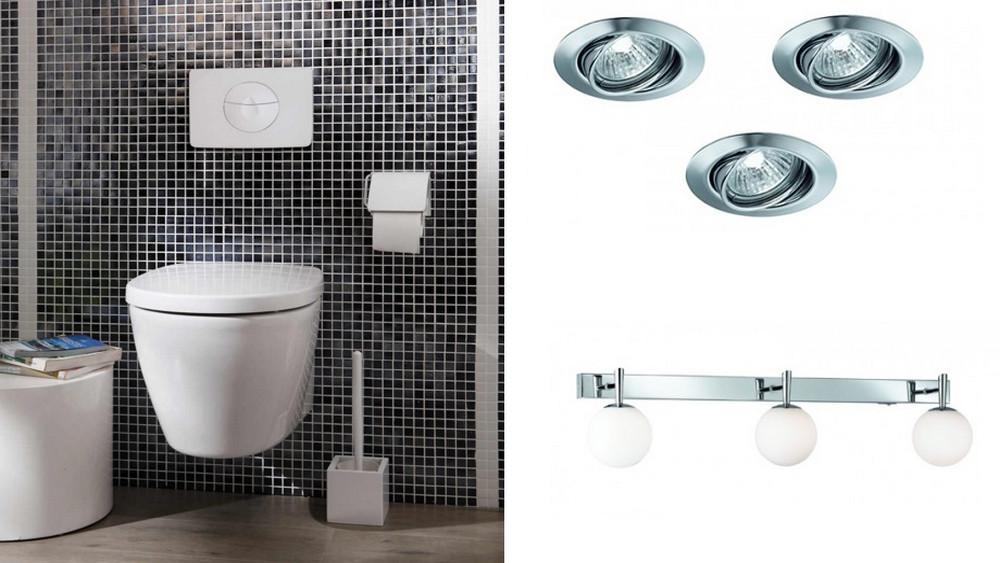 Quel Eclairage Pour Les Toilettes M6 Deco Fr