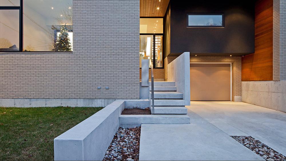 Un Escalier Exterieur En Beton Comment Faire Le Bon Choix M6 Deco Fr