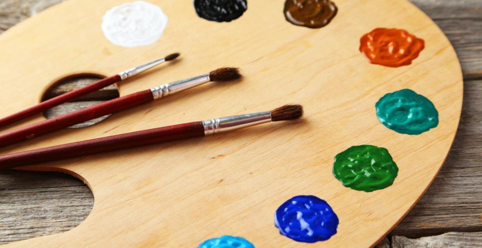 Focus Materiel Comment Choisir Une Palette De Peinture M6 Deco Fr