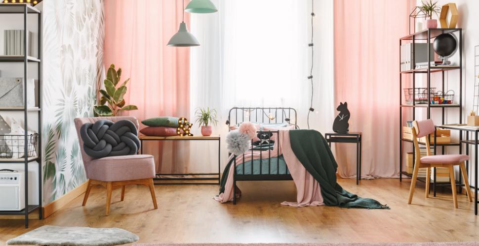 une chambre d ado fille