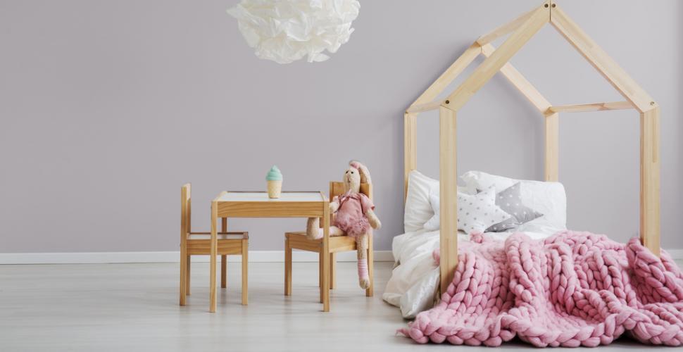 peinture de chambre enfant